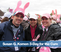 Susan G. Komen 3-Day for the Cure